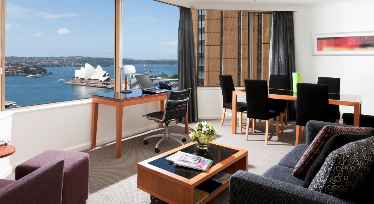 Quay West Suites Sydney - Laterooms