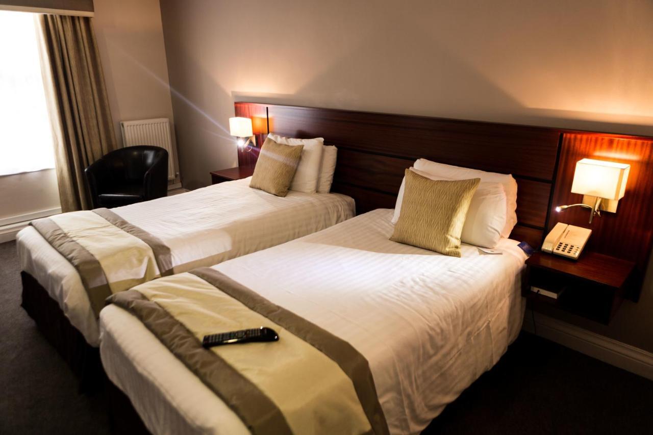 BEST WESTERN PLUS West Retford Hotel - Laterooms