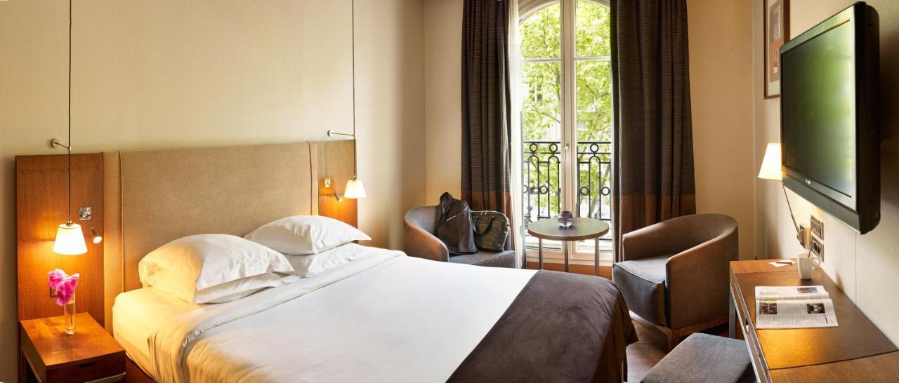 Radisson Blu Hôtel Paris Champs Elysées - Laterooms