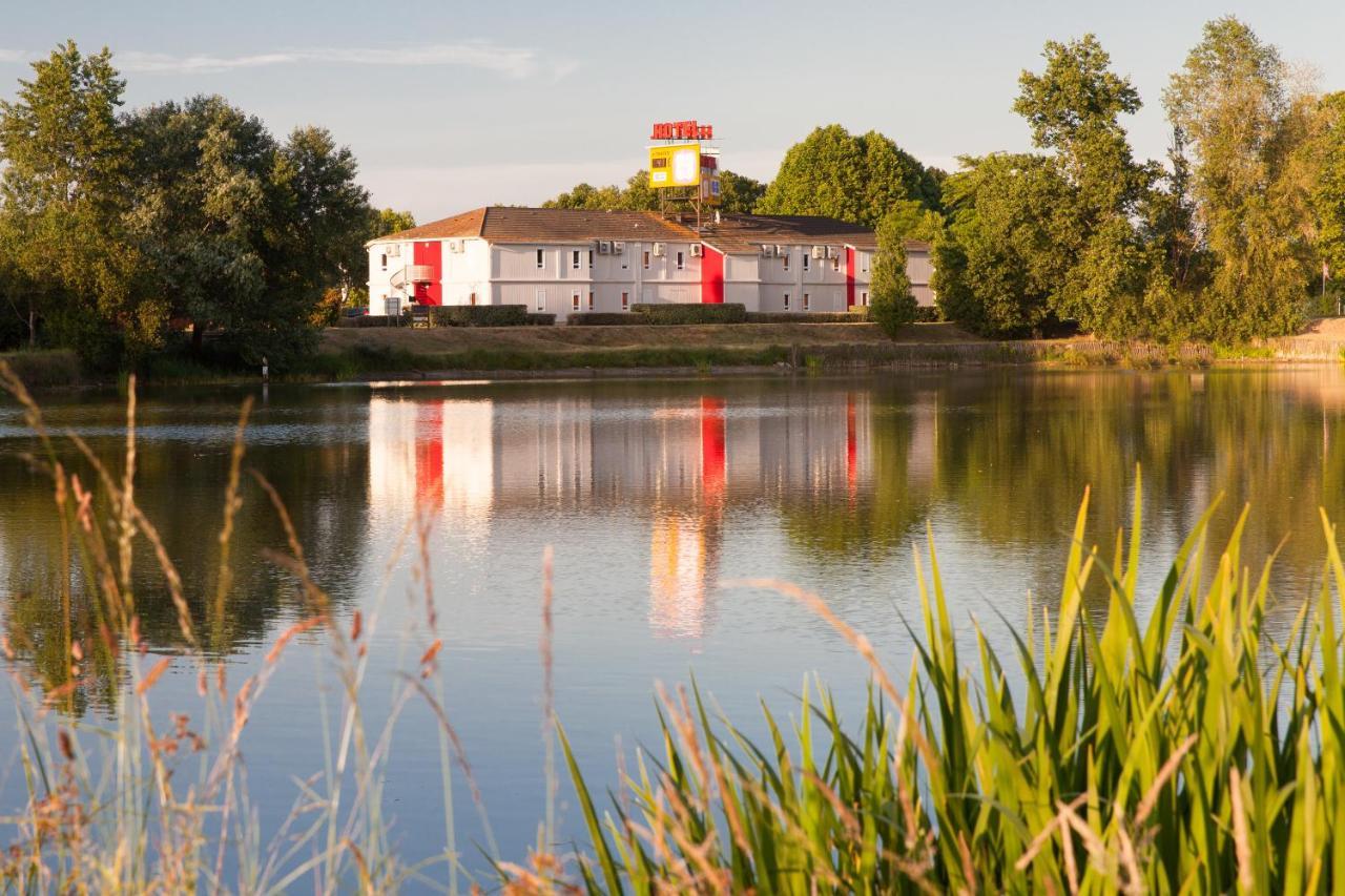 P'tit Dej Hôtel Bordeaux Lac - Laterooms
