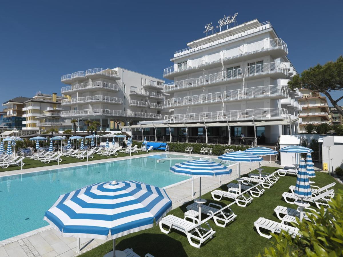 Hotel le Soleil - Laterooms