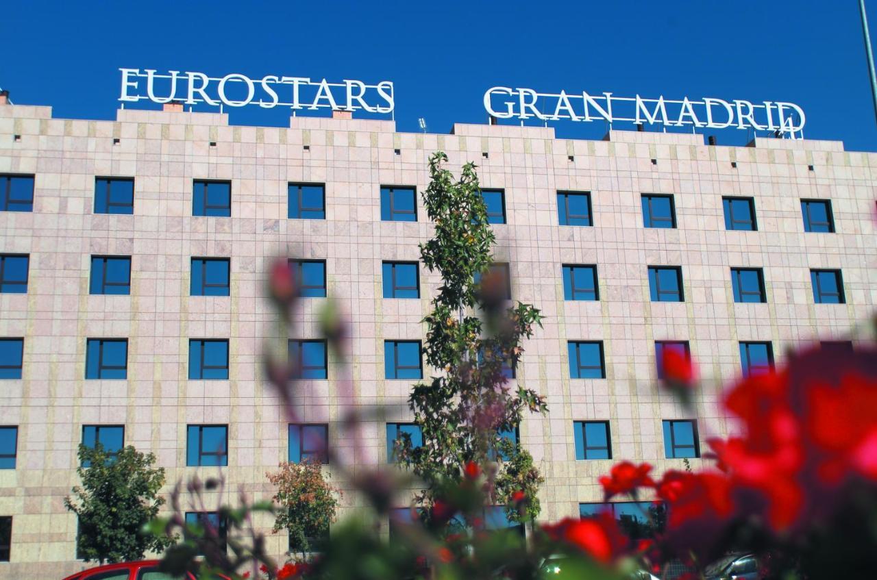 EUROSTARS GRAN MADRID - Laterooms