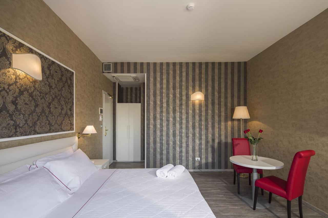 Nuovo Hotel Del Porto - Laterooms
