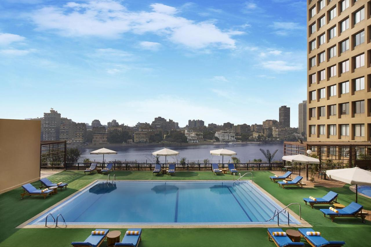 Hilton Cairo World Trade Center Residences - Laterooms