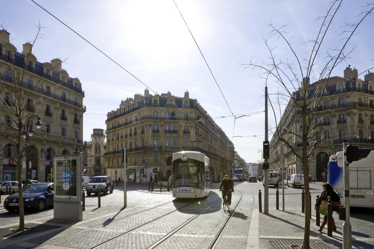 Aparthotel Adagio Marseille Vieux Port - Laterooms