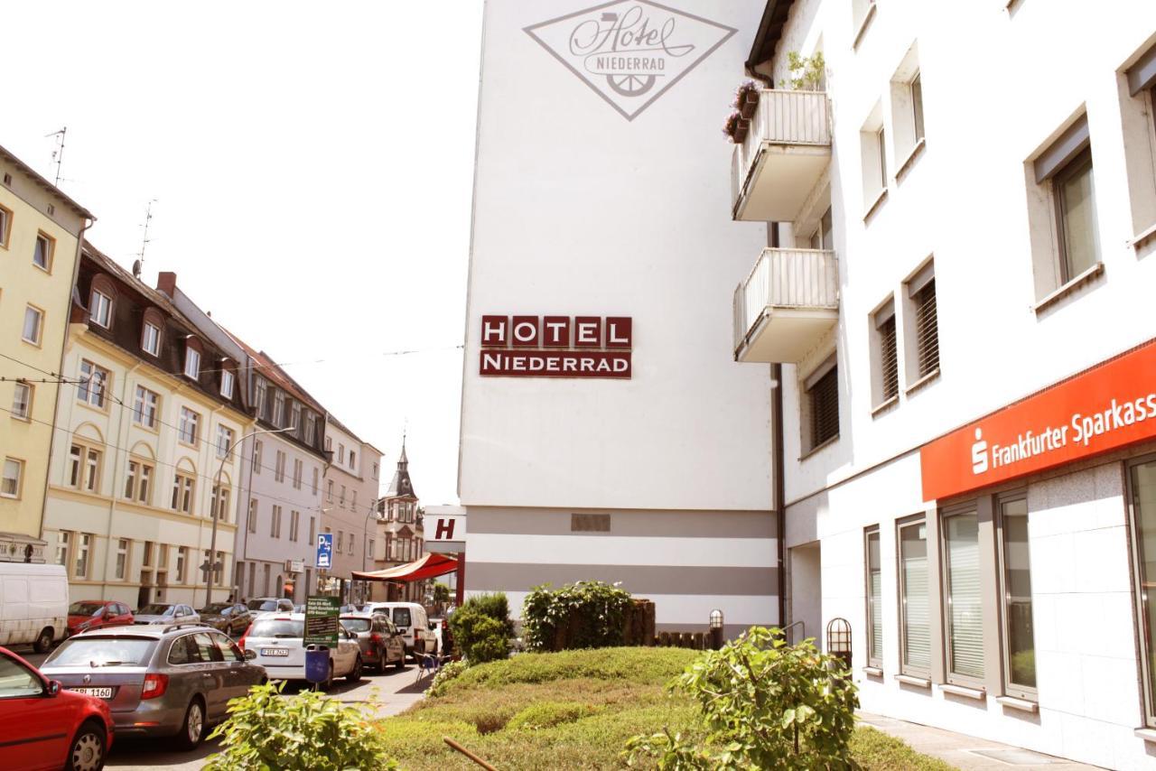 Hotel Niederrad - Laterooms