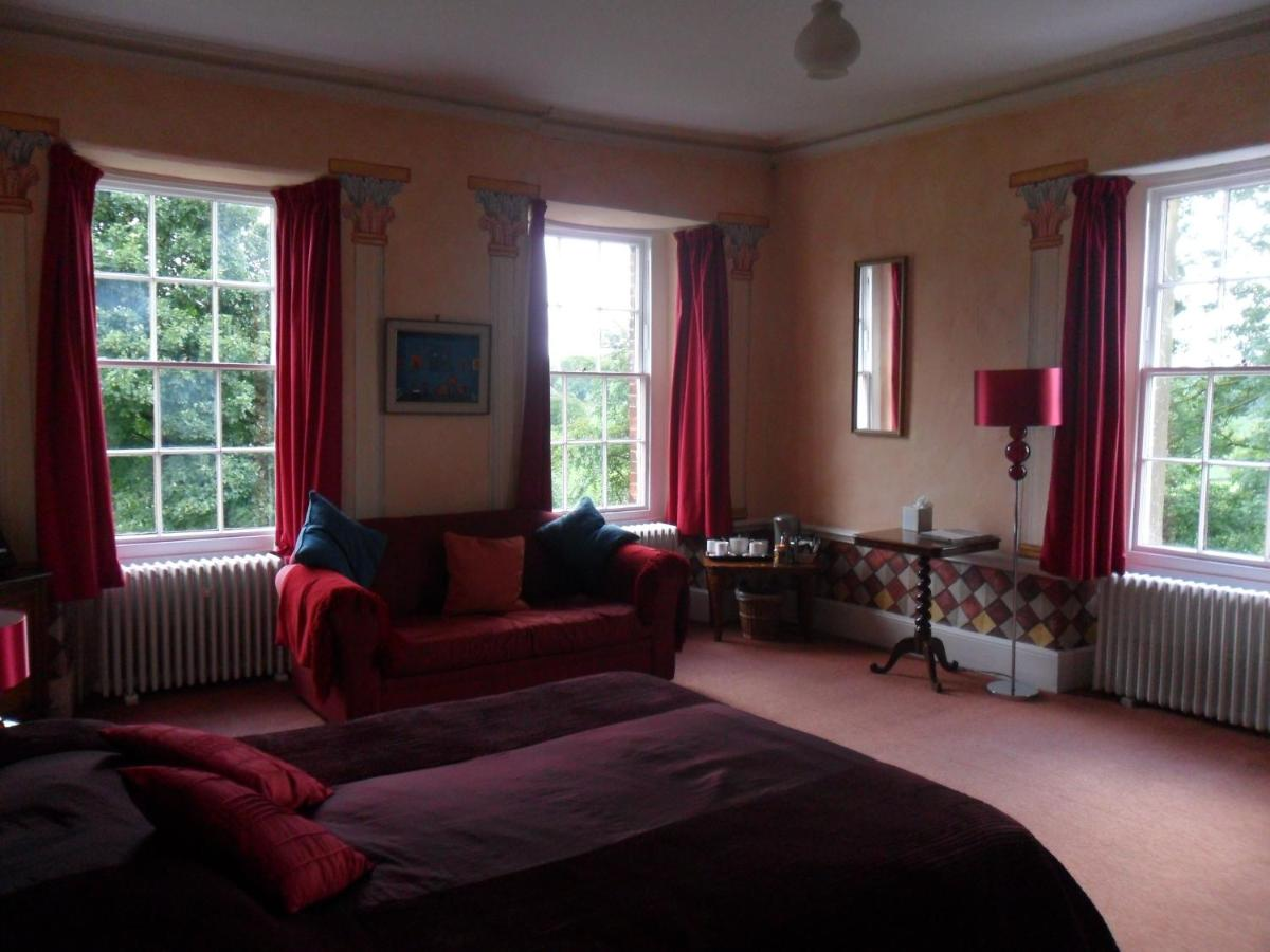 Stanshope Hall - Laterooms