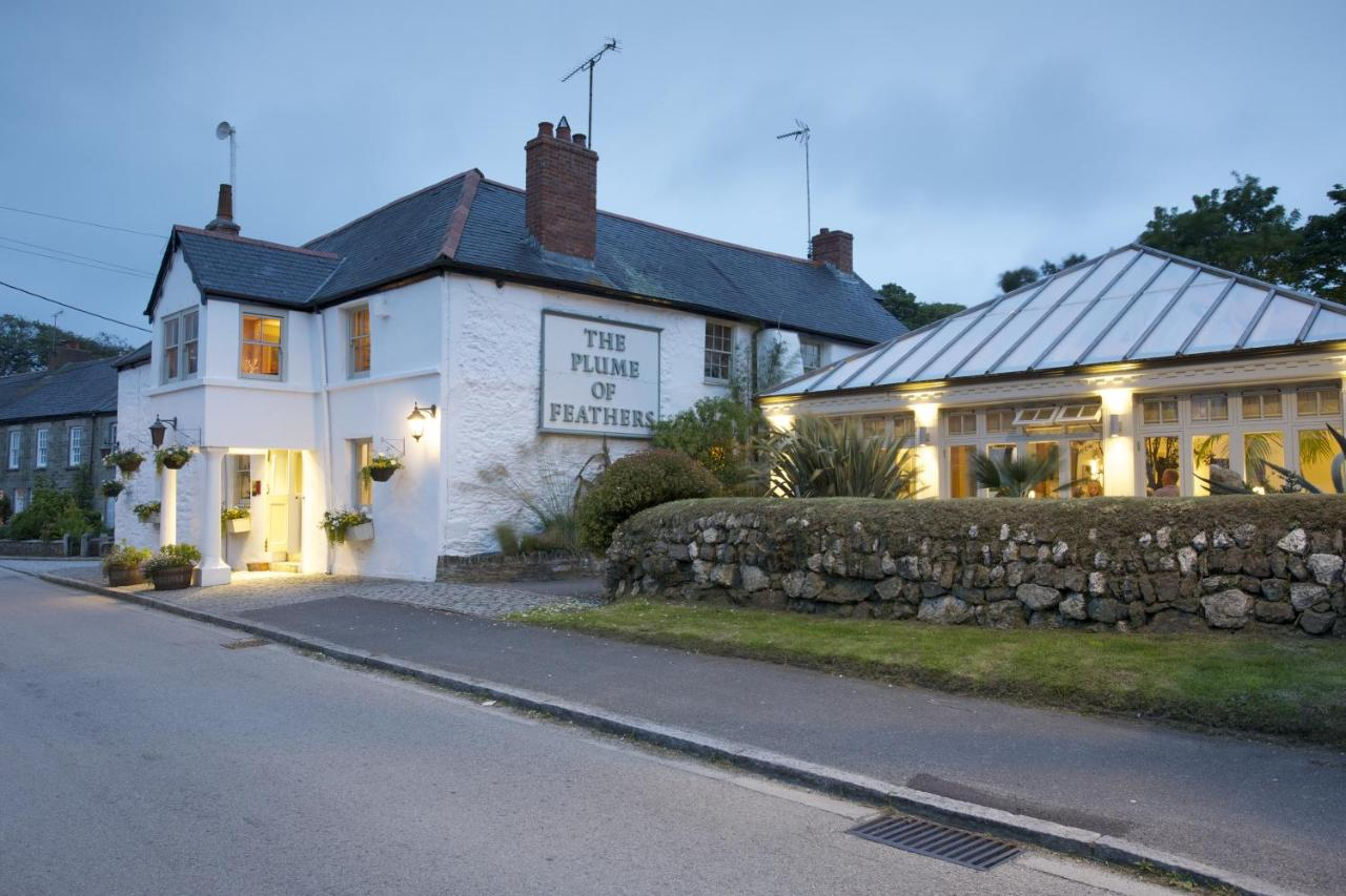 The Plume of Feathers - Laterooms