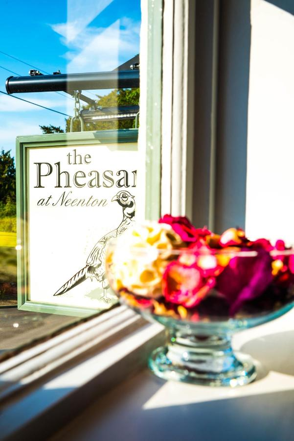 The Pheasant at Neenton - Laterooms