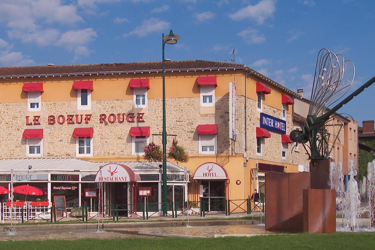 Le Boeuf Rouge - Laterooms