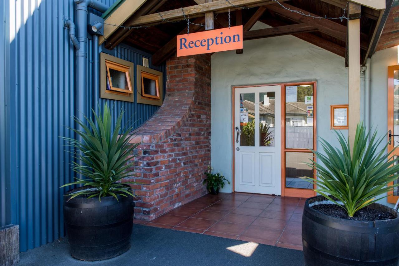 Gladstone Motel Nelson - Laterooms