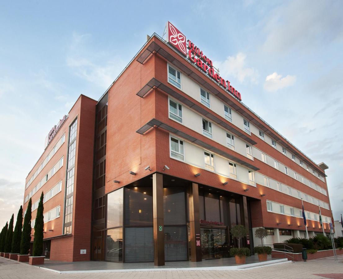 Hilton Garden Inn Malaga - Laterooms