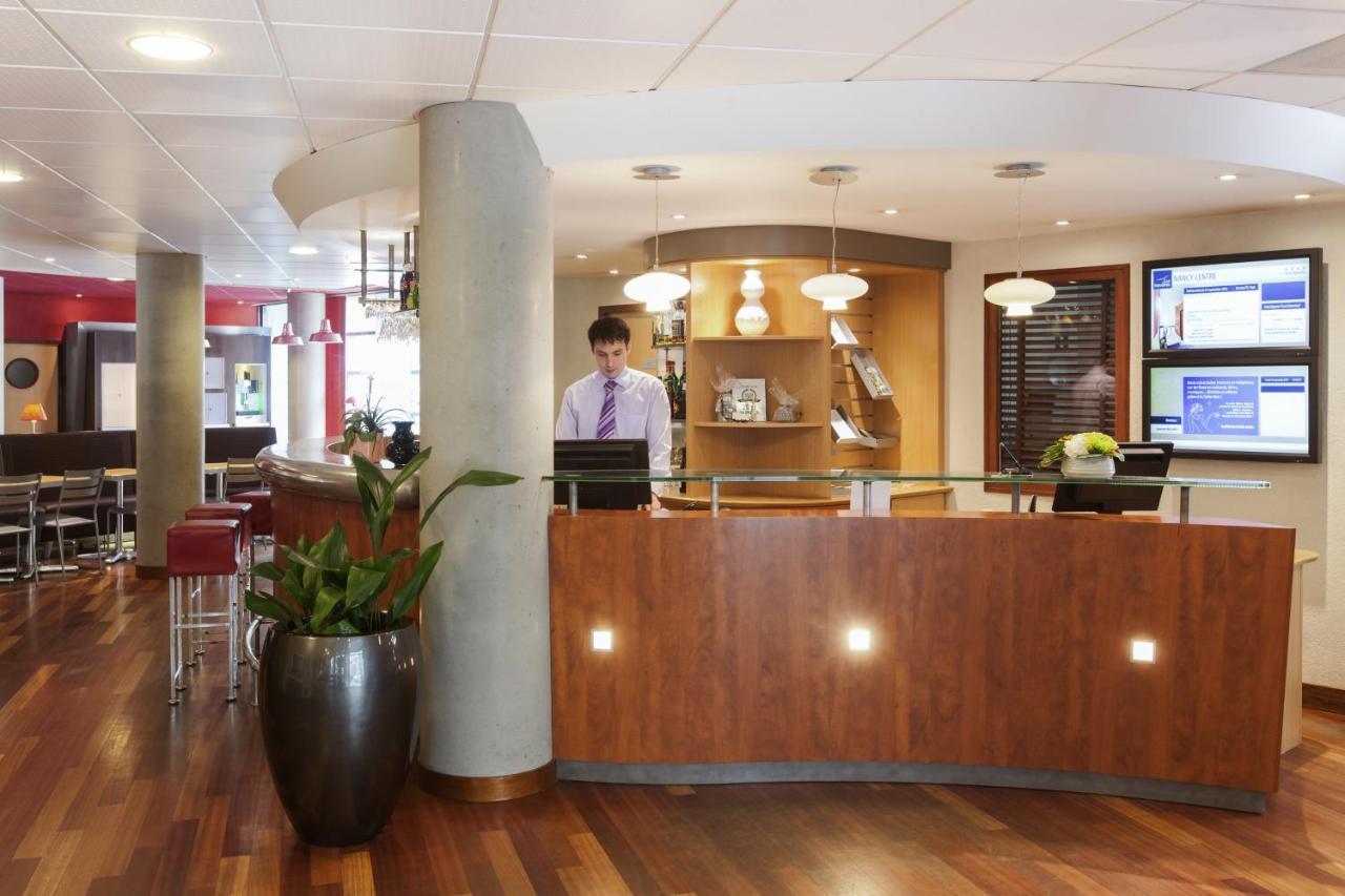 Novotel Suites Nancy Centre - Laterooms