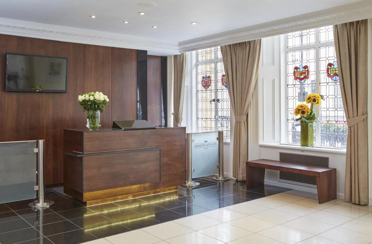 Lancaster Gate Hotel - Laterooms