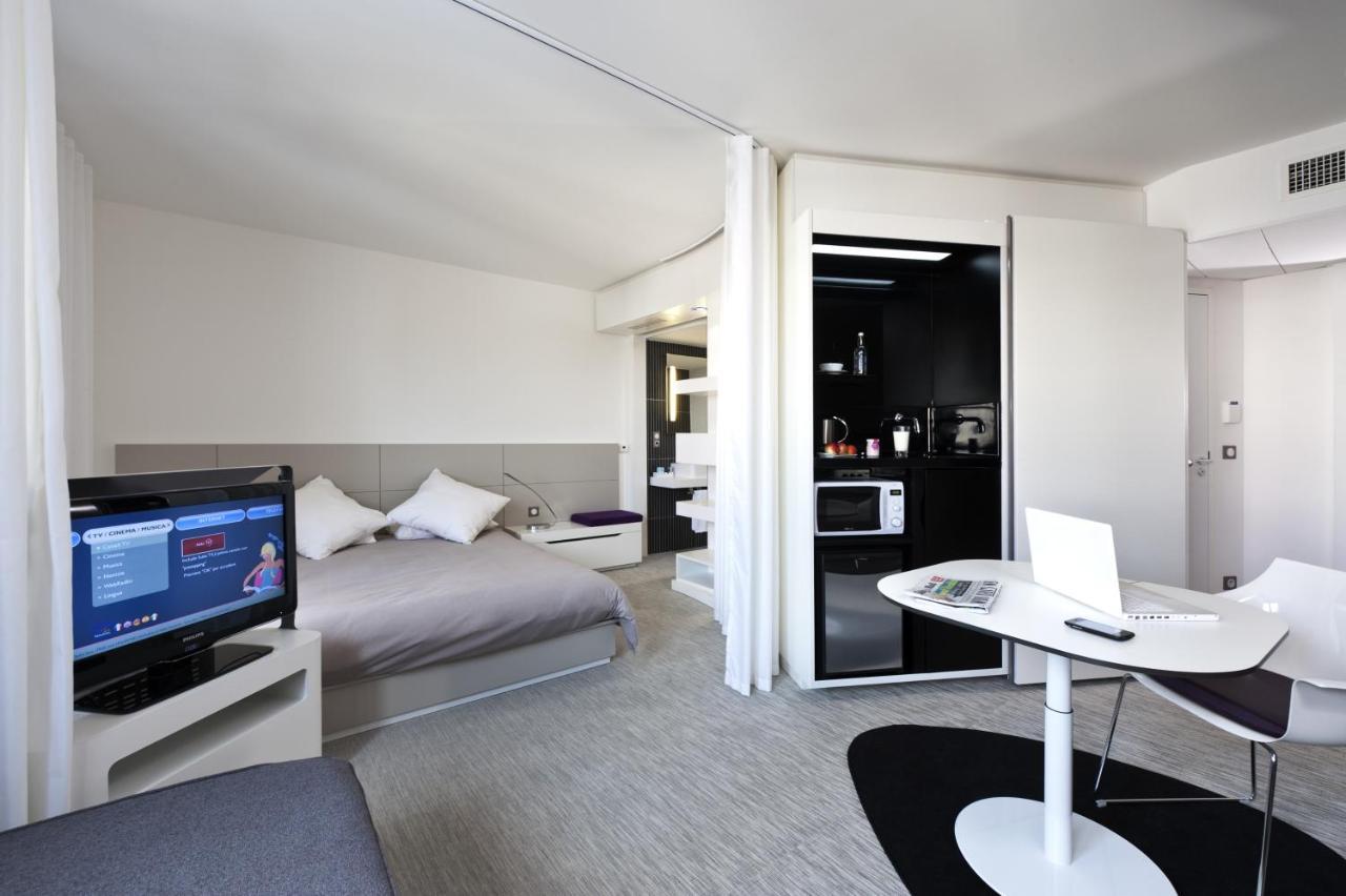 Novotel Suites Perpignan Mediterranée - Laterooms