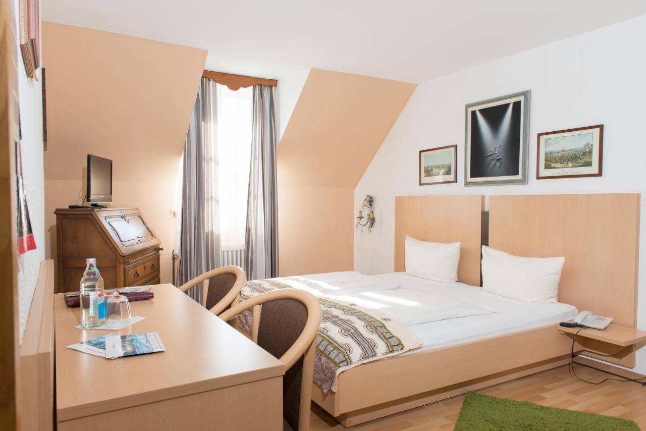 Hotel Am Friedrichsbad - Laterooms