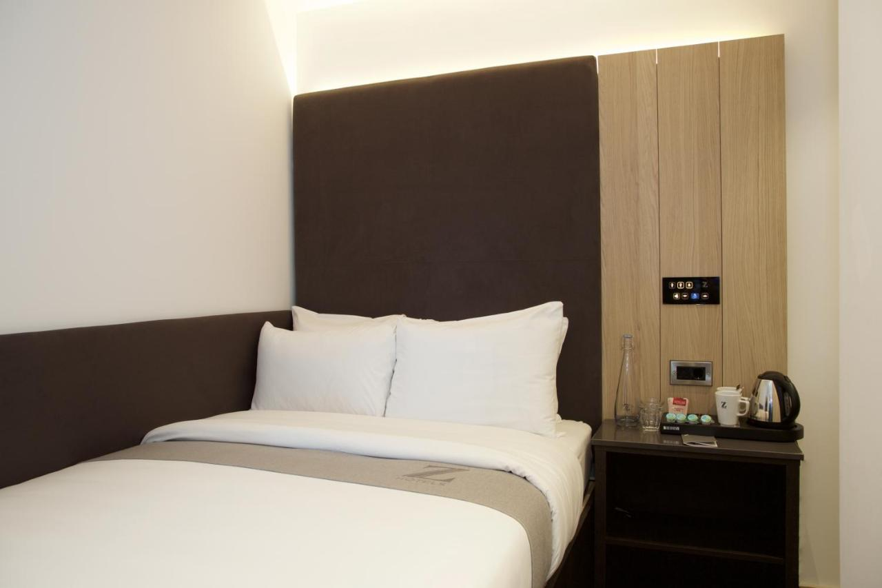 The Z Hotel City - Laterooms