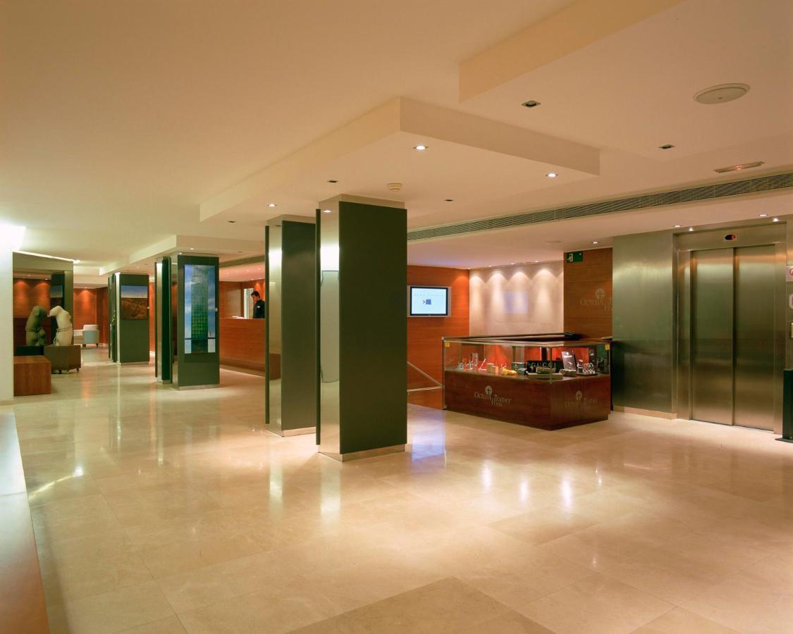 Hotel Acevi Villarroel - Laterooms