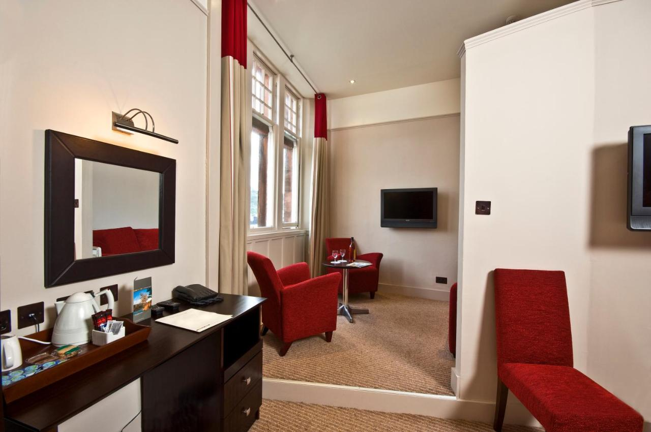 The Columba Hotel - Laterooms