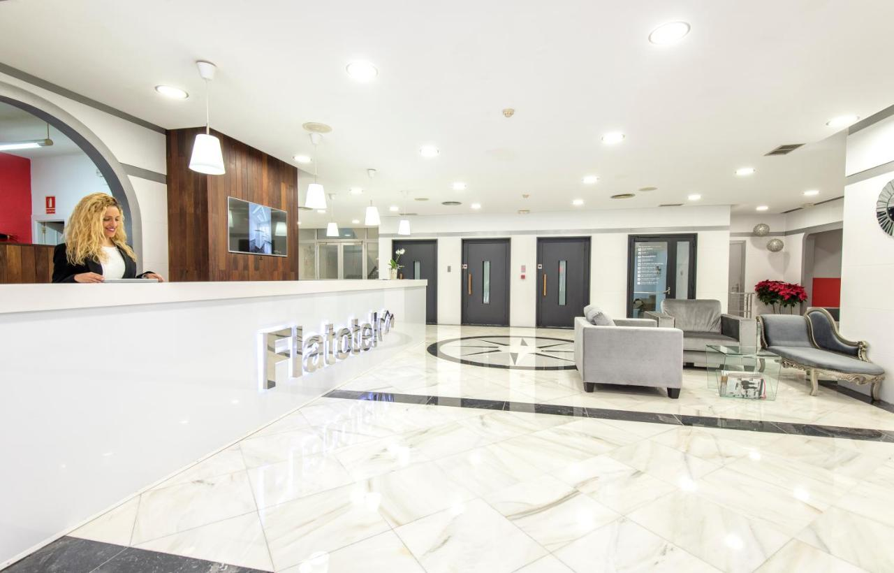 First Flatotel International - Laterooms