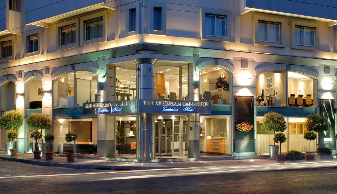 The Athenian Callirhoe Exclusive Hotel - Laterooms