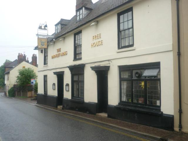 The Darnley Arms - Laterooms