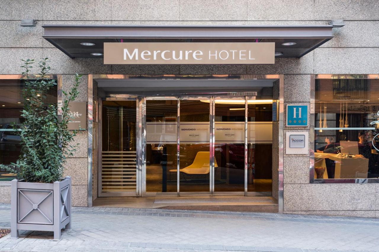 Mercure Madrid Centro (Lope de Vega) - Laterooms
