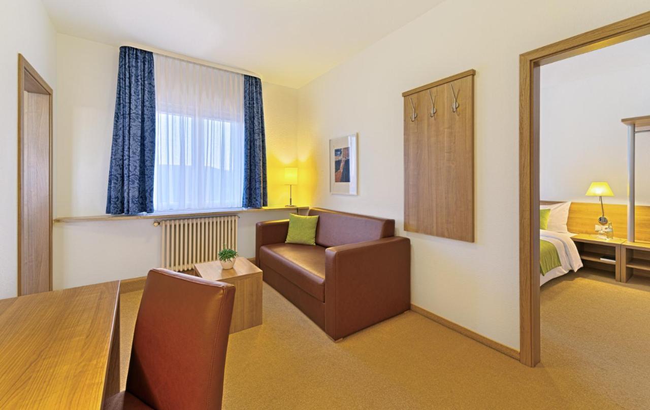 Hotel St. Fridolin - Laterooms