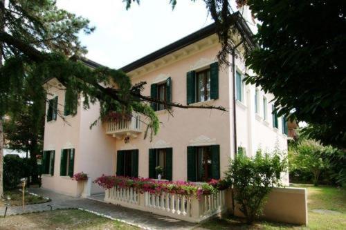 Venice Villa Crispi - Laterooms