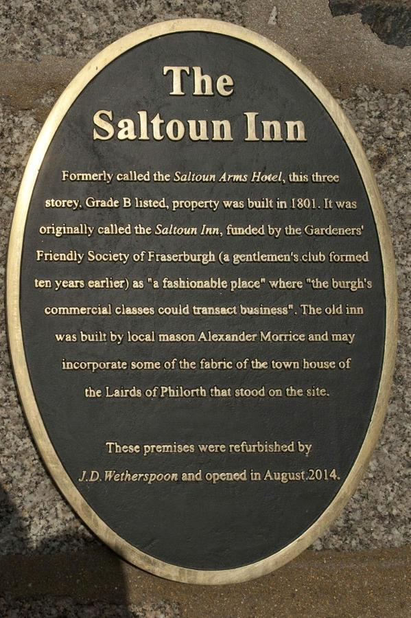The Saltoun Inn - Laterooms