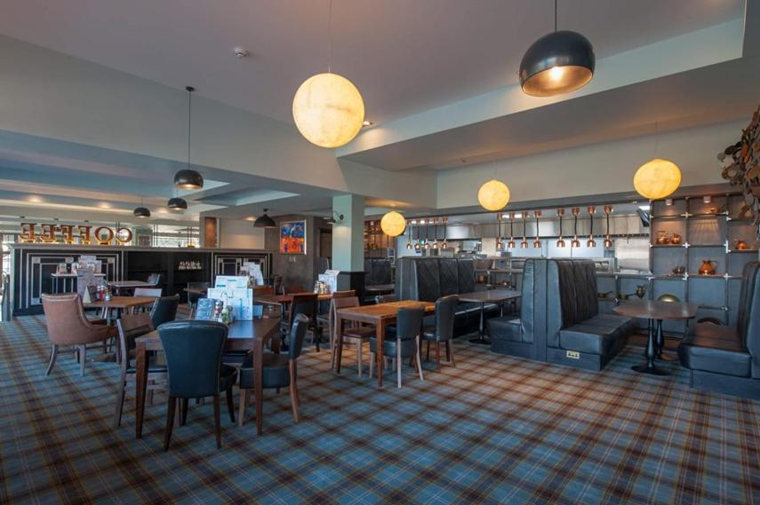 The Saxon Crown, Corby - A JD Wetherspoon Hotel - Laterooms