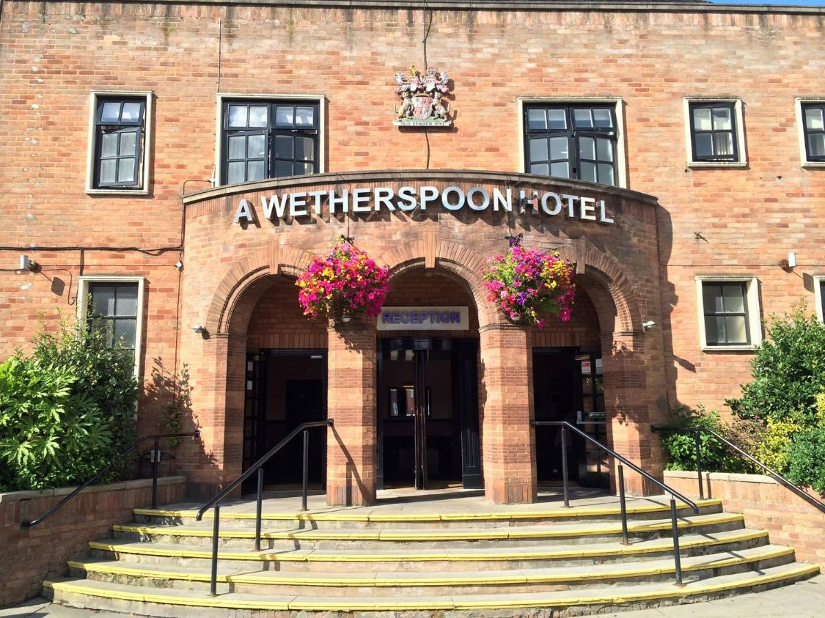 The Brocket Arms- a JD Wetherspoon Hotel - Laterooms