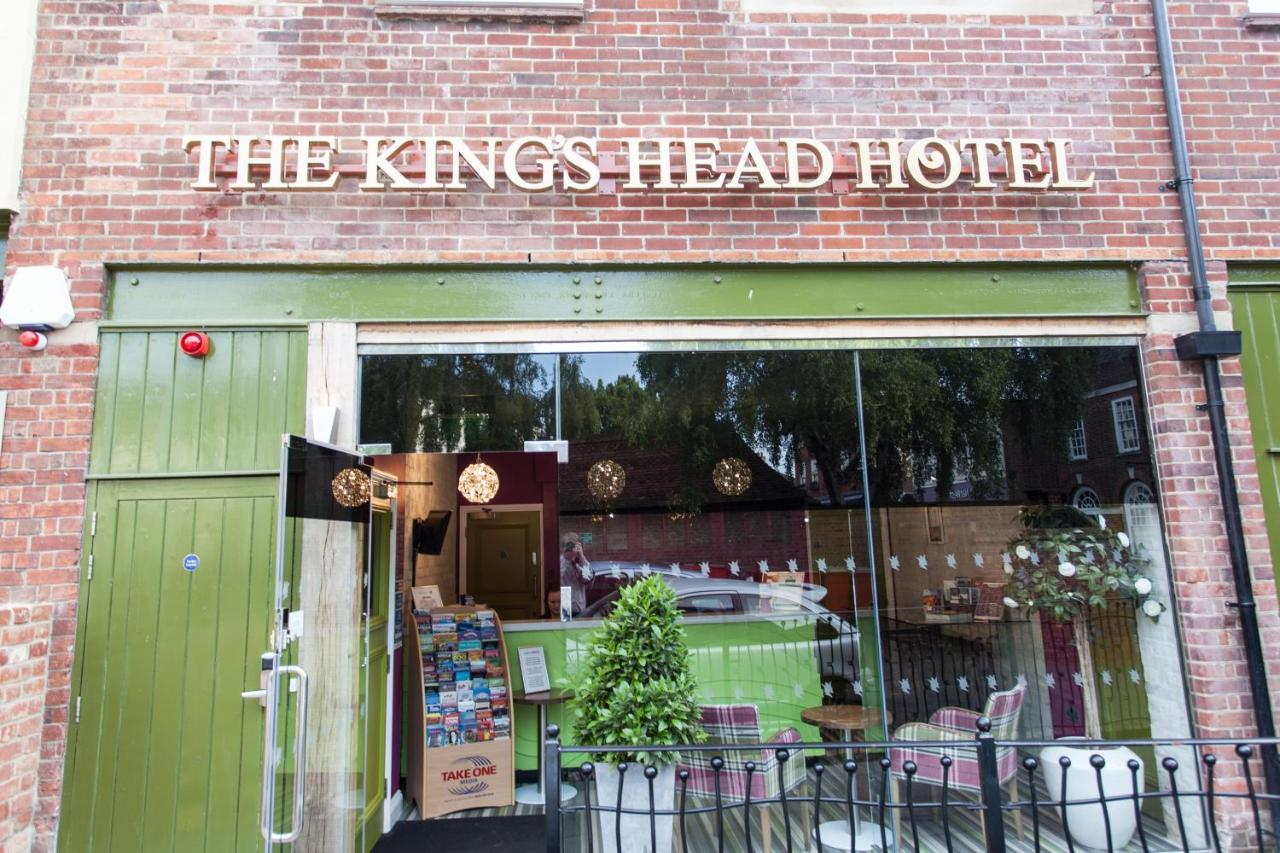The Kings Head Hotel -  A JD Wetherspoon Hotel - Laterooms