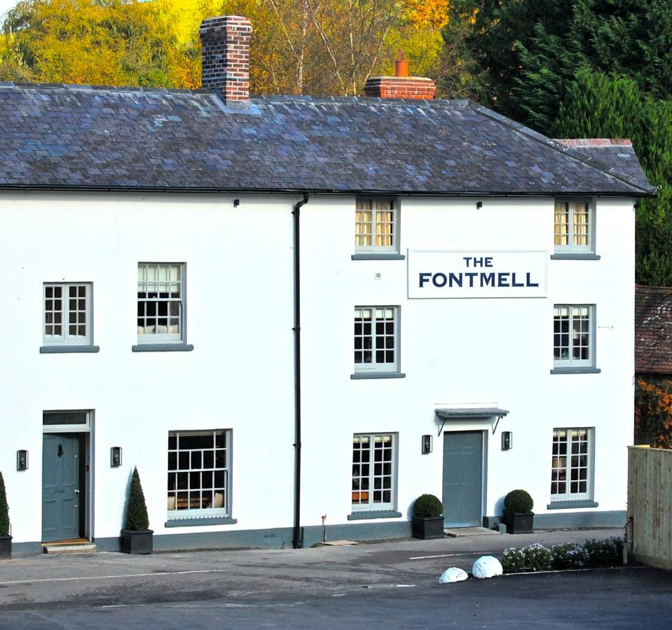 The Fontmell - Laterooms