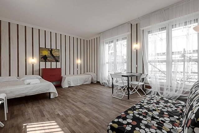 Smart Hotel Milano Central Station - Laterooms