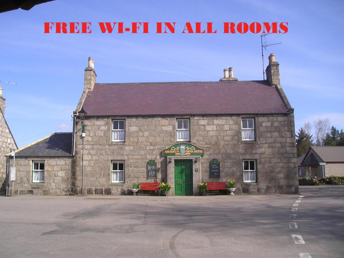 Aberdeen Arms, Tarland - Laterooms