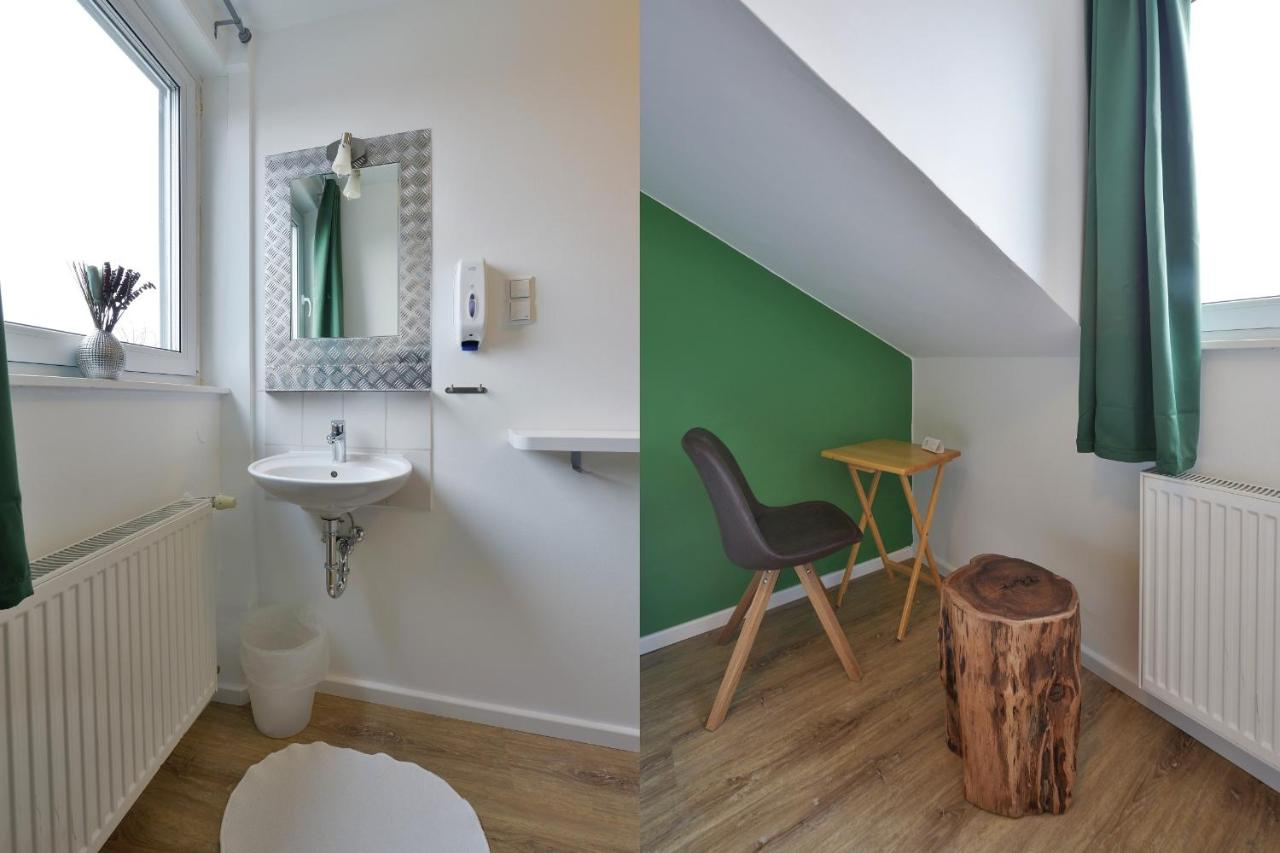 Townside Hostel Bremen - Laterooms