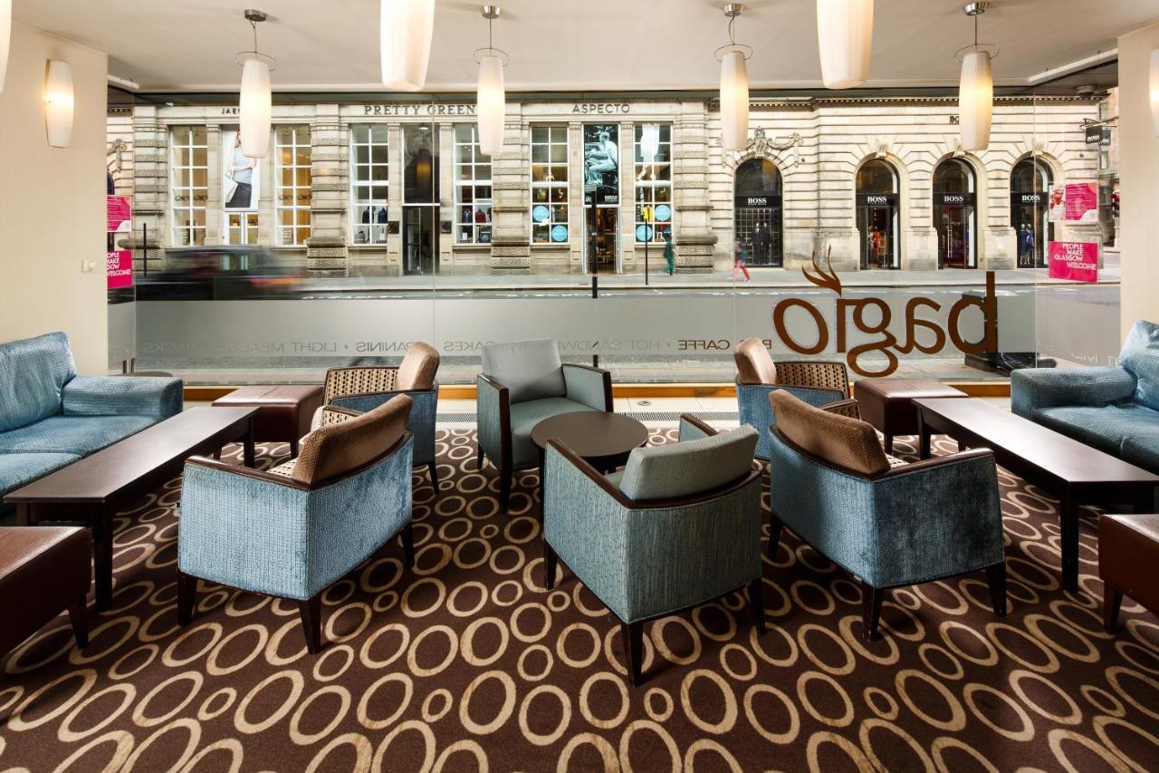 Mercure Glasgow City Hotel - Laterooms