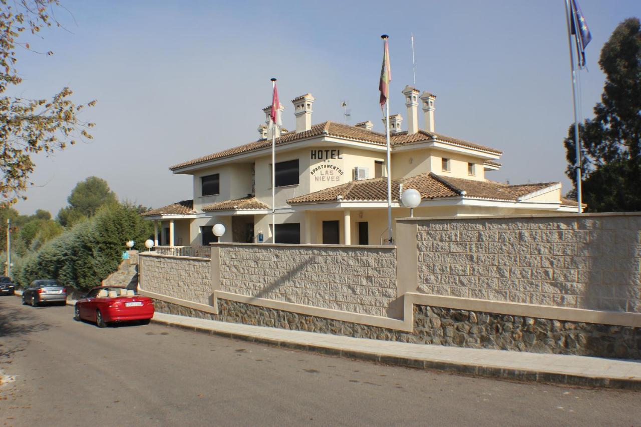 Hotel Las Nieves - Laterooms