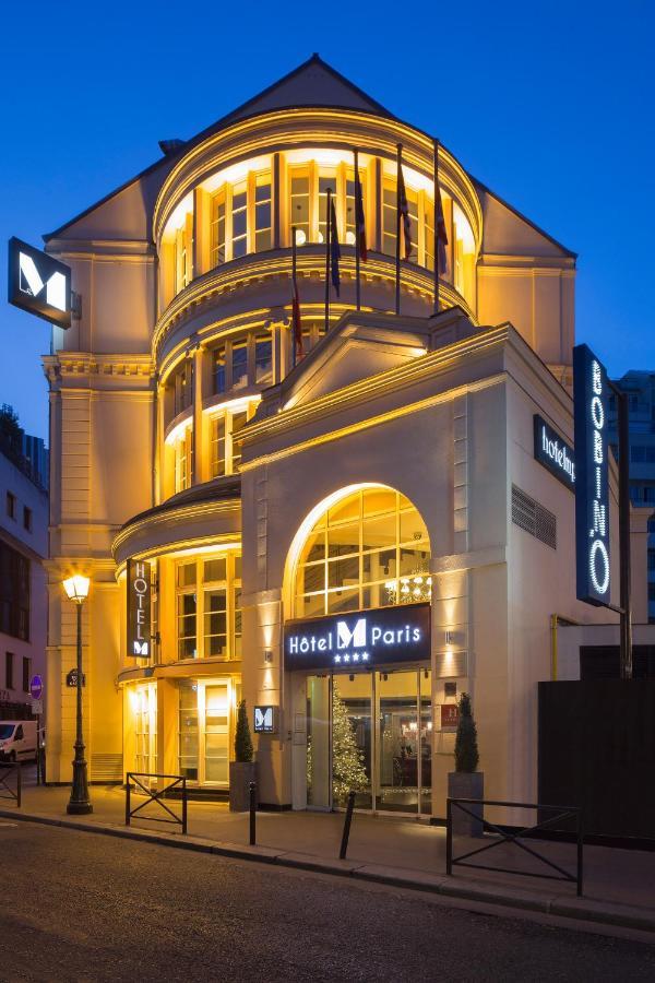 Hôtel Le M Paris - Laterooms