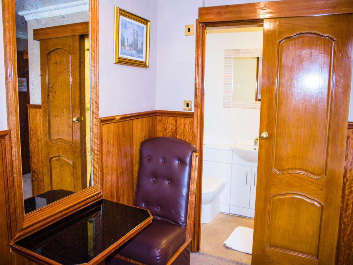 Cricklewood Lodge Hotel - Laterooms