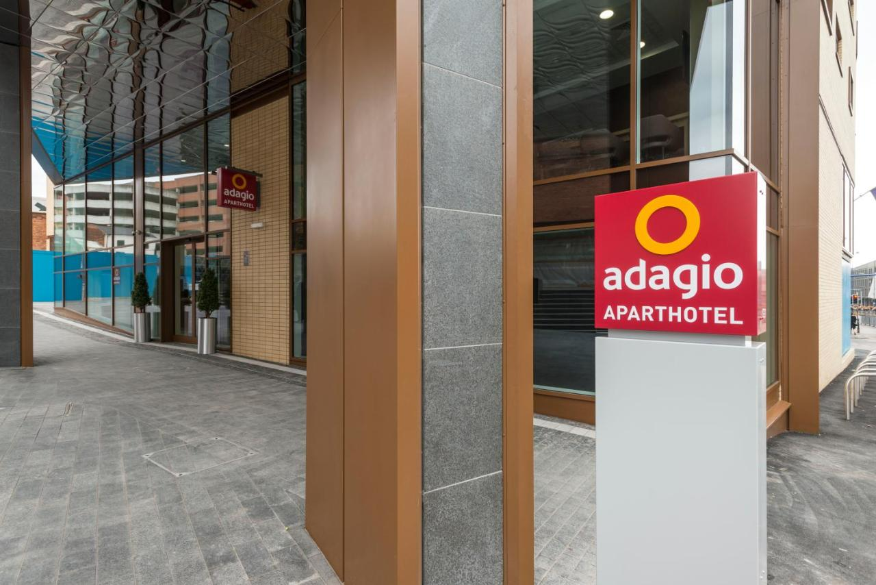 Aparthotel Adagio Birmingham City Centre - Laterooms