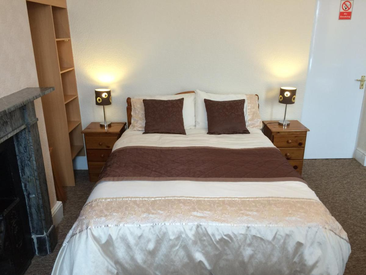 ABBOTS MEAD HOTEL - Laterooms