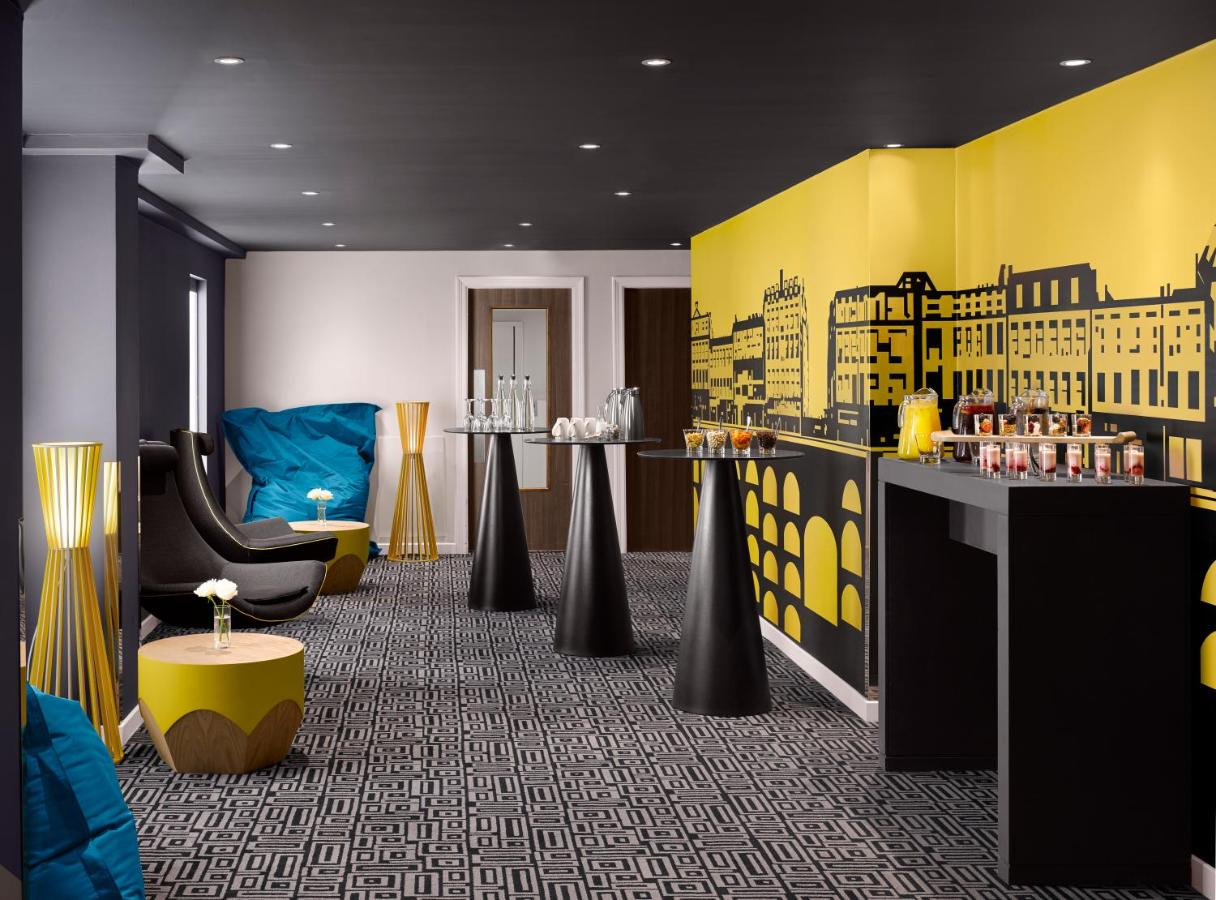 Radisson BLU Hotel, Edinburgh - Laterooms