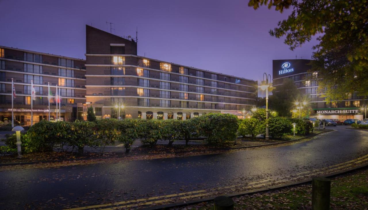 Hilton Birmingham Metropole - Laterooms