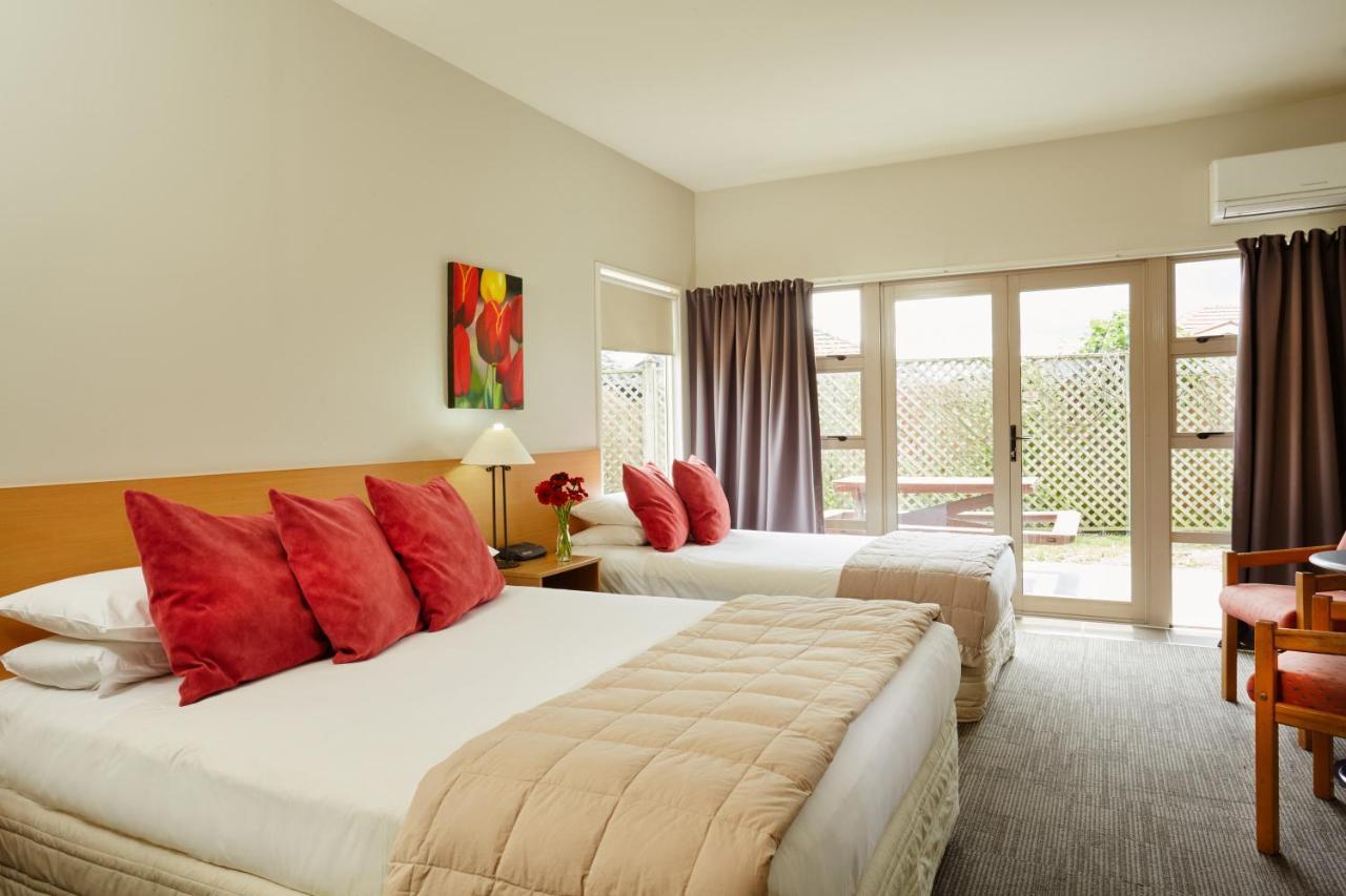 Garden Hotel Christchurch - Laterooms