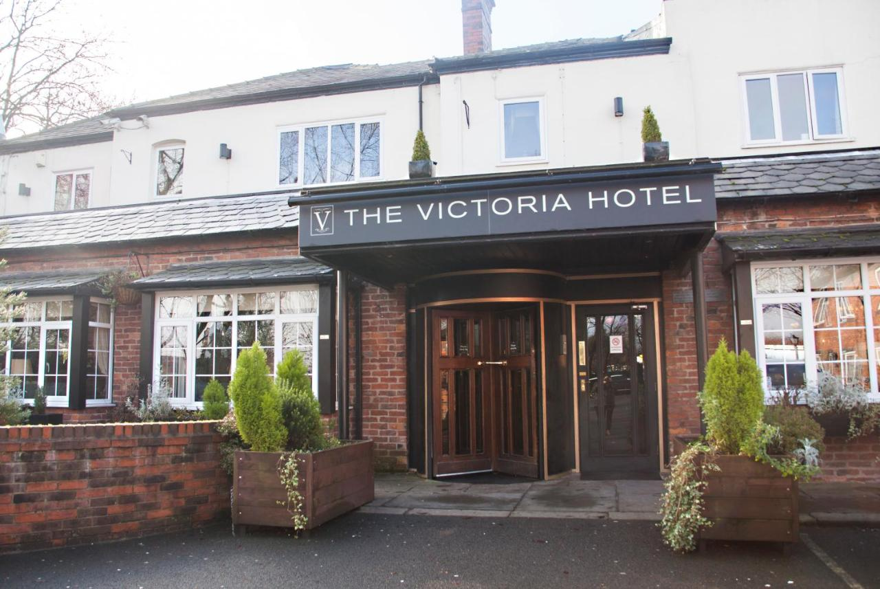 The Victoria Hotel Manchester by Compass Hospitality - Laterooms