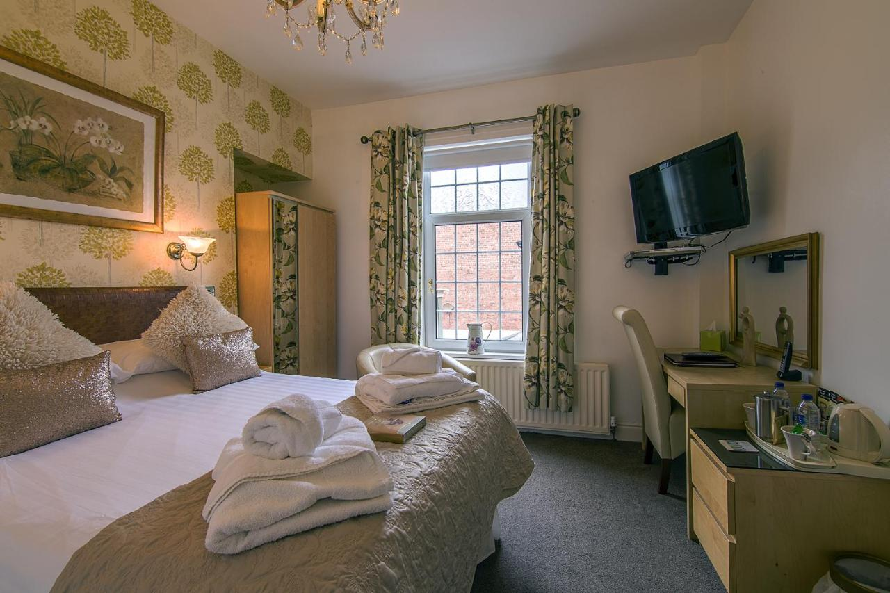 Forest Guest House - Laterooms