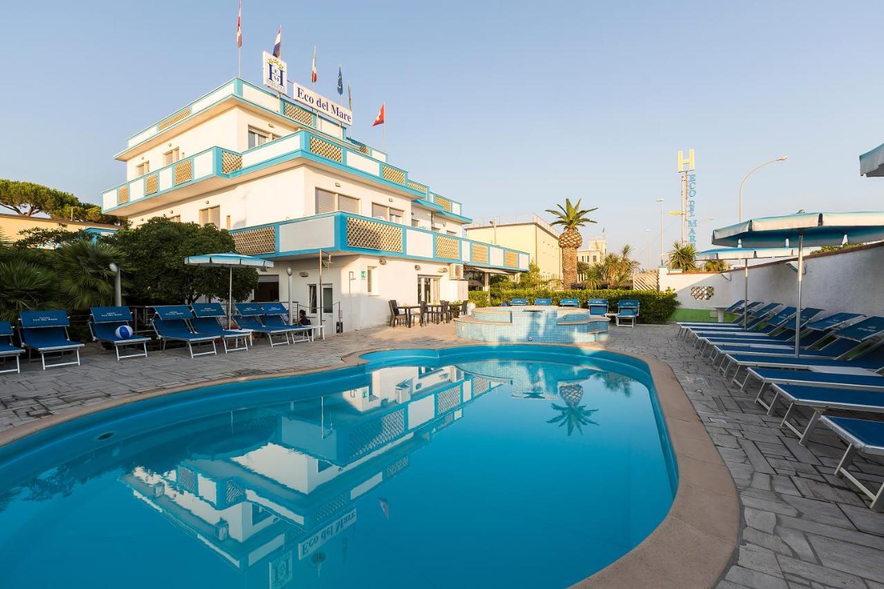 Hotel Eco del Mare - Laterooms