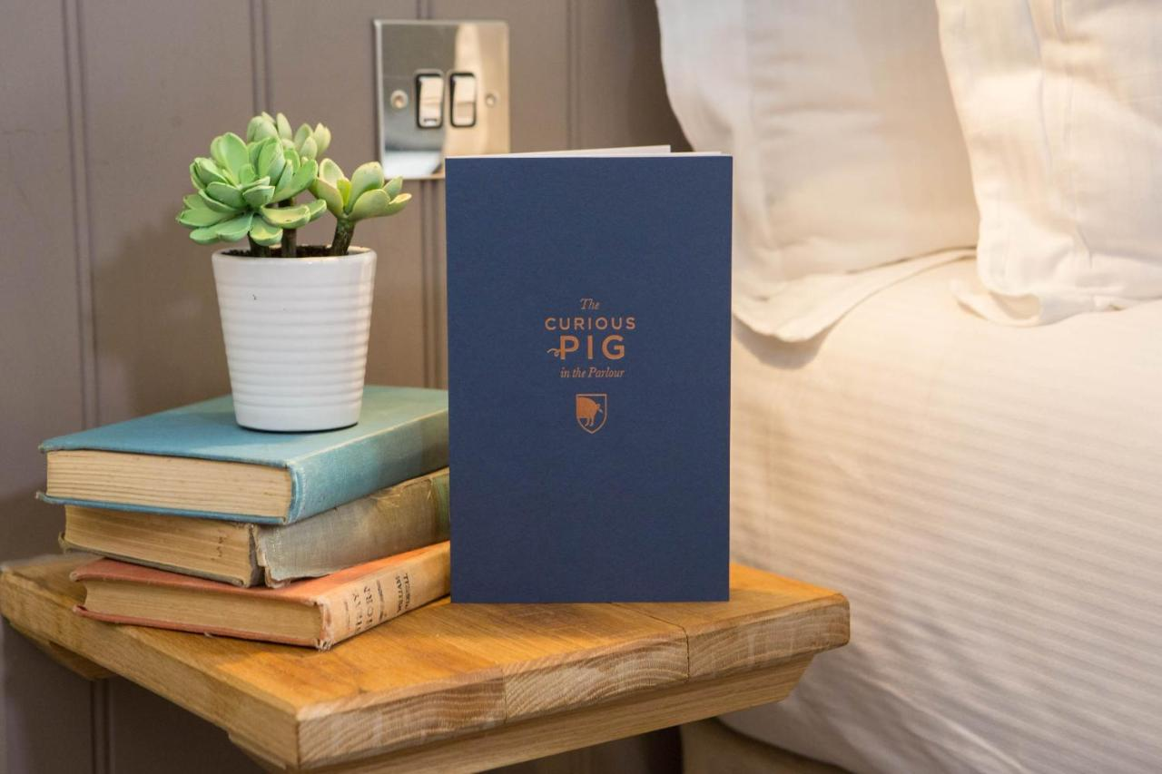 The Curious Pig in the Parlour - Laterooms